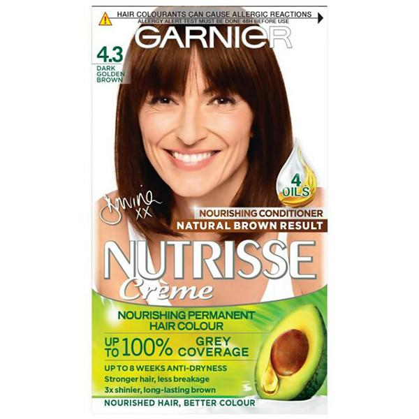 Garnier Nutrisse 43 Dark Golden Brown